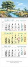 Kalendarz 2014 Drzewo
