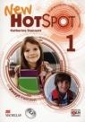 New Hot Spot 1. Zeszyt ćwiczeń z płytą CD
