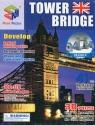 Puzzle 3D Budowle - Empire state Tower Bridge