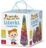 Piramida edukacyjna Literki + książeczka