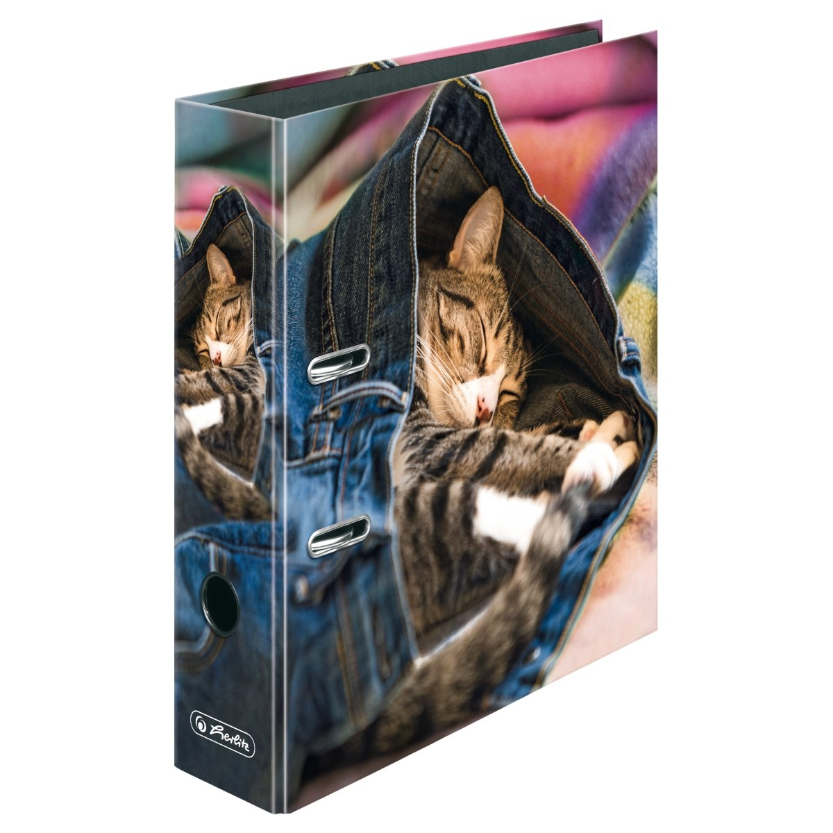 Segregator A4 maX.file Jeans Cat (50030958)