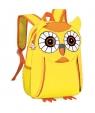 Plecak neoprenowy Sowa żółty