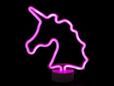 Lampka dekoracyjna Adar - Jednorożec (495579)