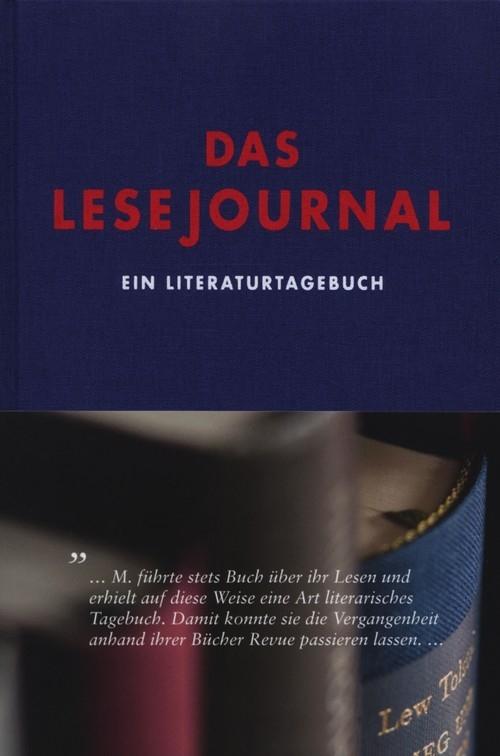 Dziennik czytelniczy Leuchtturm1917 Das lesejournal