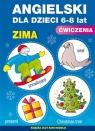 Angielski dla dzieci Ćwiczenia Zima. 6-8 lat Piechocka-Empel Katarzyna
