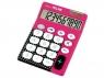 Kalkulator D&B różowy duże klawisze