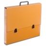 Teczka szkolna A3 pomarańczowa pastelowa  TT7182
