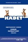 Matematyka z wesołym kangurem Kadet 2018 praca zbiorowa