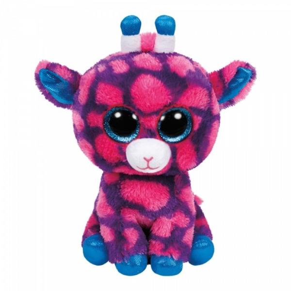 Maskotka Beanie Boos Sky High - Różowa Żyrafa 42 cm (37058)