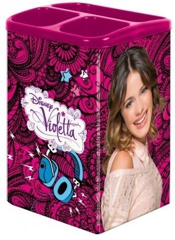 Pojemnik na długopisy | metalowy Violetta 13 VIOLETTA