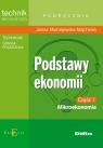 Podstawy ekonomii. Część 1. Mikroekonomia. Podręcznik. Technikum, szkoła Mierzejewska-Majcherek Janina
