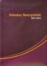 Kalendarz Nauczycielski 2012-2013