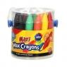 Kredki woskowe Colorino Kids Maxi, 24 kolory (65580PTR)