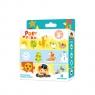 CzuCzu: Kreatywny zestaw puzzli - Pory roku (CZU336580) Dla dziecka 3+