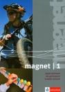 Magnet 1. Język niemiecki. Książka ćwiczeń z płytą CD