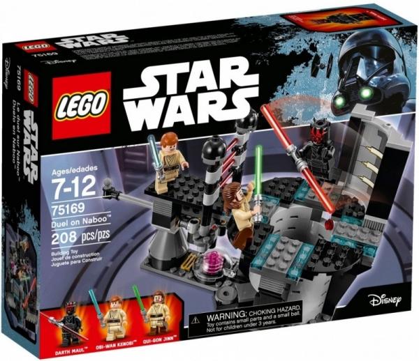 Lego Star Wars: Pojedynek na Naboo (75169)