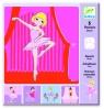 Szablony Baletnice (DJ08858)