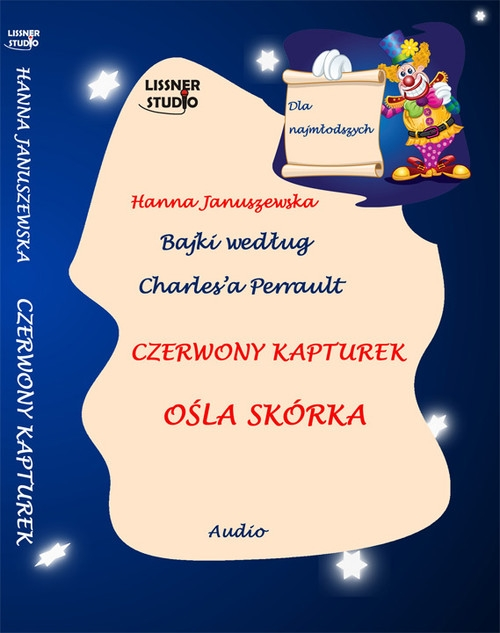 Bajki według Charles'a Perrault  (Audiobook) (Audiobook) Januszewska Hanna