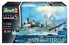 Flower Class Corvette HMS (05158)
