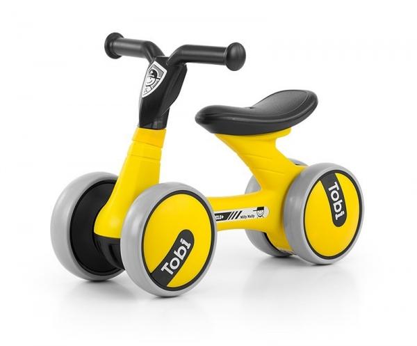 Pojazd Tobi Black-Yellow (3081)