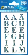 Naklejki do domu - litery (59158)