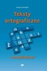 Teksty ortograficzne z krzyżówkami Katarzyna Michalec