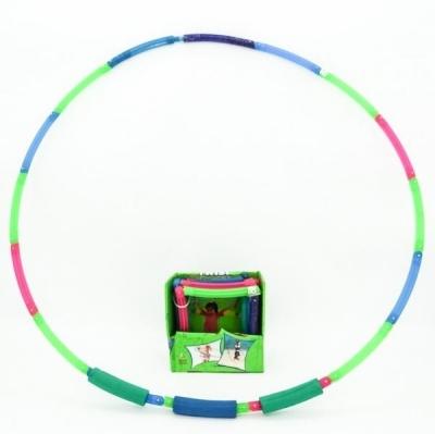 Skakanka i hula hop 2w1
