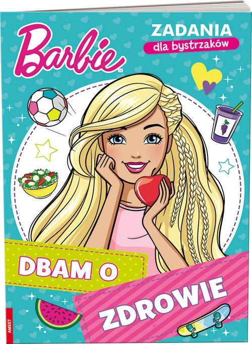 Barbie. Dbam o zdrowie (NAT-1101) (Uszkodzona okładka)