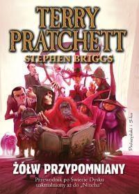 Żółw przypomniany Pratchett Terry, Briggs Stephen