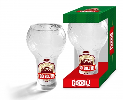 Szklanka GOOOL Do Boju 300ml