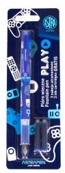 Pióro młodzieżowe Play - 1 szt. + 3 naboje (203120010) mix kolorów