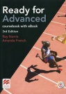 Ready for Advanced Coursebook with eBook Norris Roy, French Amanda