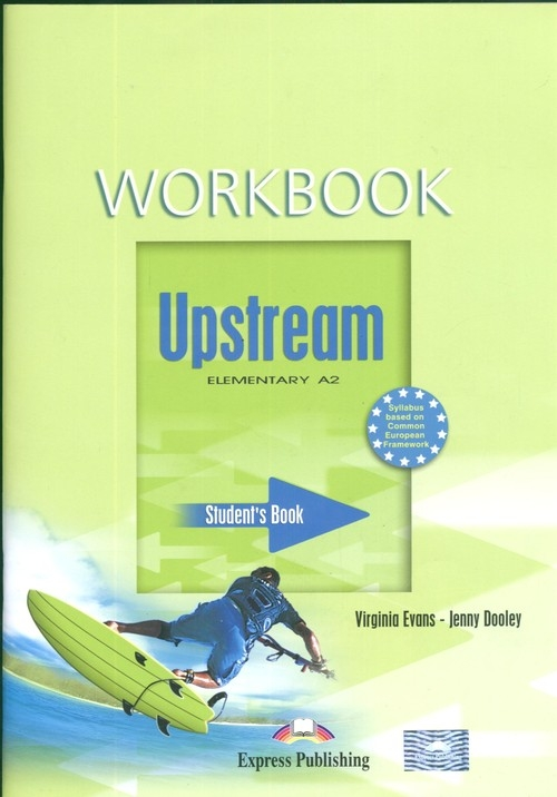 Upstream Elementary A2 Workbook Evans Virginia, Dooley Jenny
