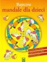 Bajeczne mandale dla dzieci Jednorożec