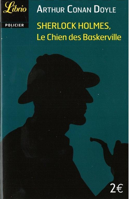 Sherlock Holmes Chien des Baskerville (Pies Baskervillów) Conan Doyle Arthur