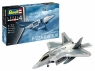Model do sklejania Lockheed Martin F-22A Raptor (03858)