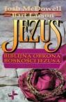 Jezus Biblijna obrona boskości Jezusa