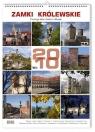 Kalendarz 2010 Zamki Królewskie