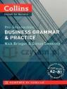 Business Grammar   Practice. Pre-Intermediate. A2-B1. PB Simon Sweeney, Nick Brieger