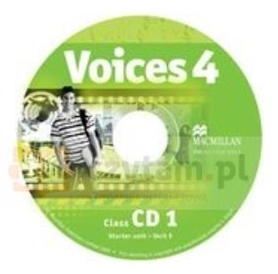 Voices 4 Class CD Judy Garton-Sprenger, Philip Prowse