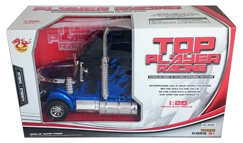 Ciężarówka z napędem 1:20