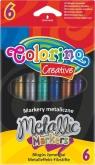 Markery metalizowane 6 kolorów (32582PTR)