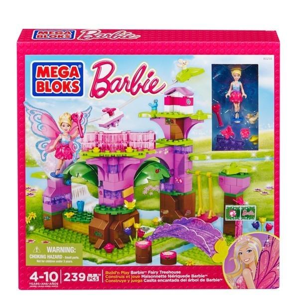 Barbie domek na drzewie