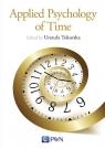 Applied Psychology of Time Tokarska Urszula