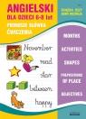 Angielski dla dzieci 5 Pierwsze słówka Ćwiczenia 6-8 lat Months. Bednarska Joanna