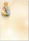 Listownik Bożonarodzeniowy pakiet (100szt) wzór 9