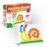 Magiczne mozaiki 200 elementów(0658) Wiek: 4+