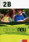 Direkt neu 2B Podręcznik z ćwiczeniami z płytą CD + Abi-Heft