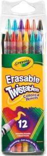 Kredki ołówkowe Twistables 12 sztuk (68-7508)