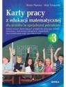Karty pracy z edukacji matematycznej dla uczniów ze specjalnymi potrzebami. Część 3